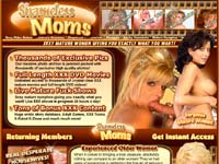 Shemeless moms- sexy mature women giving you exactly what you want!